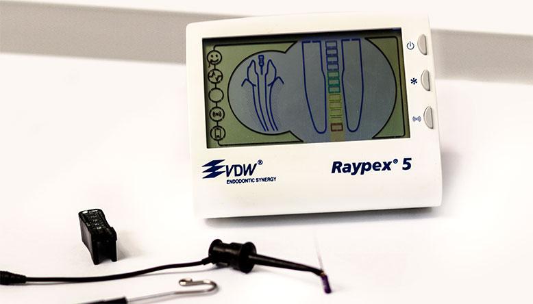 Raypex5 - leczenie kanłowe