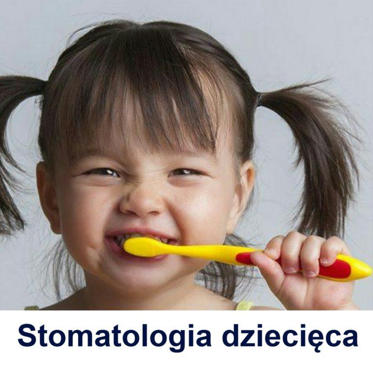 Stomatologia dziecięca Gdańsk