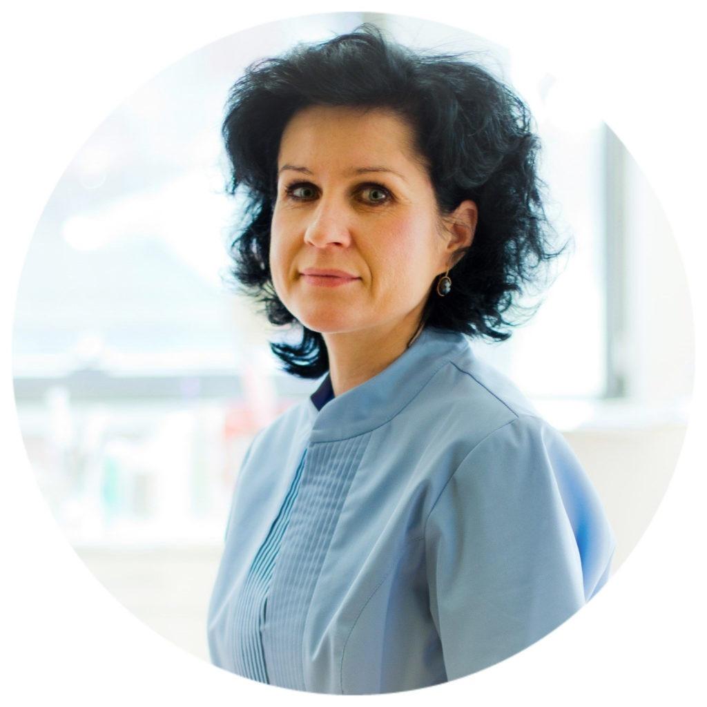 Lek. stom. Agnieszka Kubik